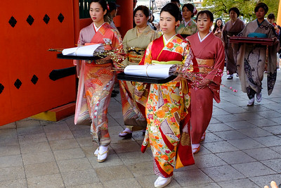 Fushimi Inari Taisha - Kenka-sai festival