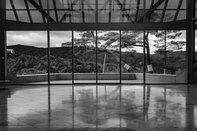 Miho Museum, designed by I. M. Pei