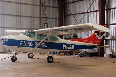 John's plane