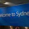 I'm in Australia!! [Add your favorite joy dance here ;-) ]