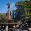 Archibald Fountain in Hyde Park, Sydney