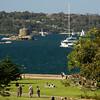 Fort Dennison in Sydney Harbour