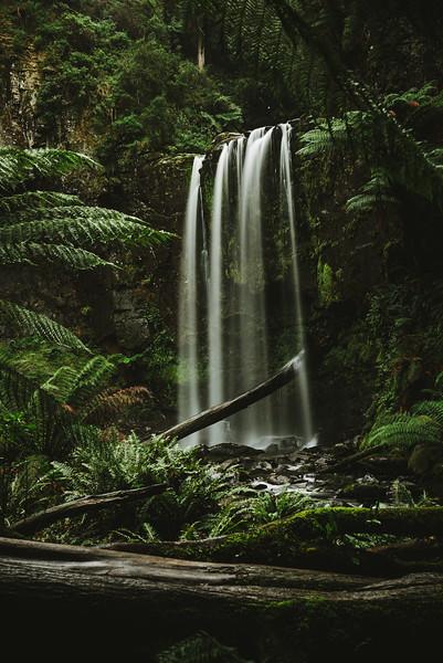 The Hopetoun Falls
