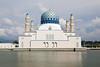 City mosque, Kota Kinabalu, Sabah, Malaysian Borneo