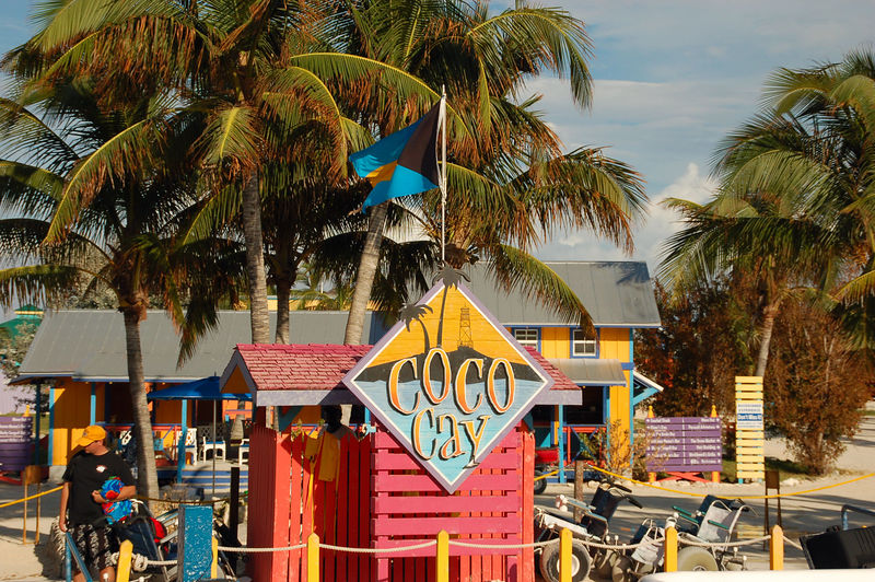 Welcome to Coco Cay!