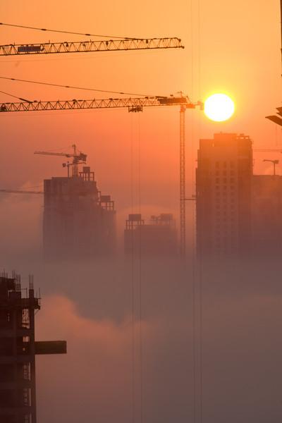 Construction, Dubai