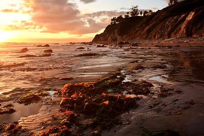 Mesa Lane Beach / Thousand Steps Beach