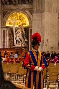 Heed the stern eyes of the Swiss Guard! The Mass was majestic, and better left unphotographed. The next day, we left Rome behind, but took with us amazing memories and experiences.