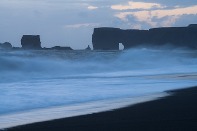 But black sand beaches also stretch for miles