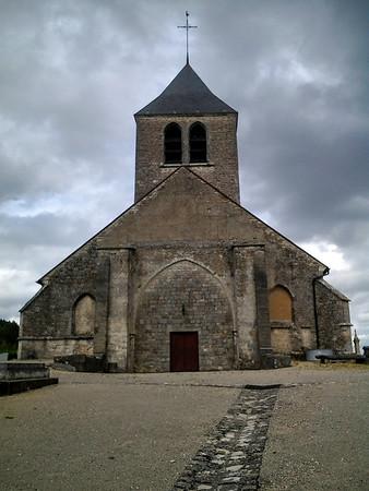 Église Saint-Germain-d'Auxerre de Poinçon-lès-Larrey