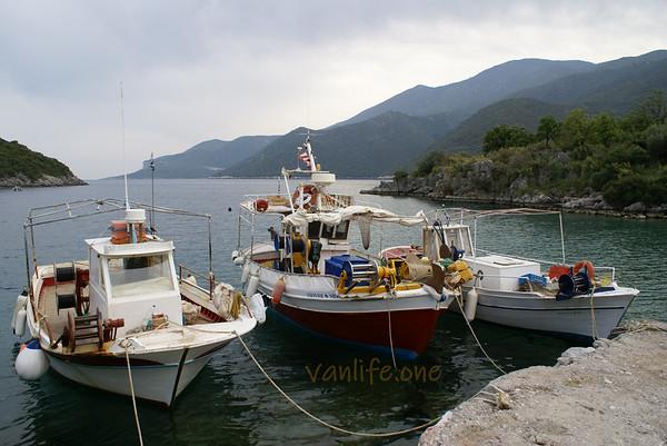 Fokianos bay