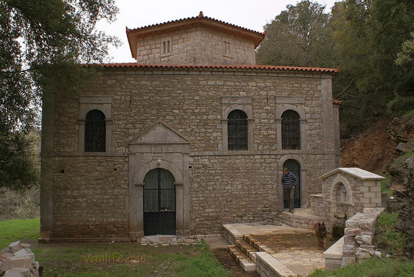 Agios Nikitas church