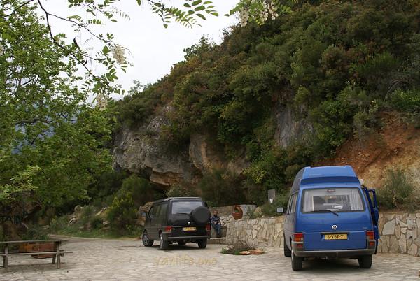 Exploring Mt Parnon
