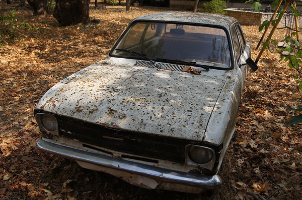 Opel Kadett rust in peace...