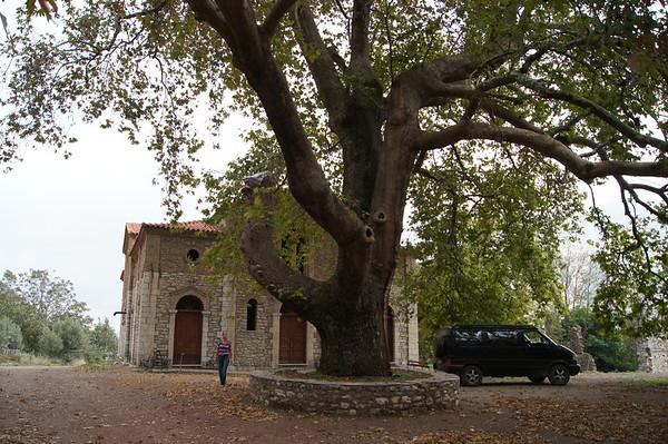 Palia Kounina church