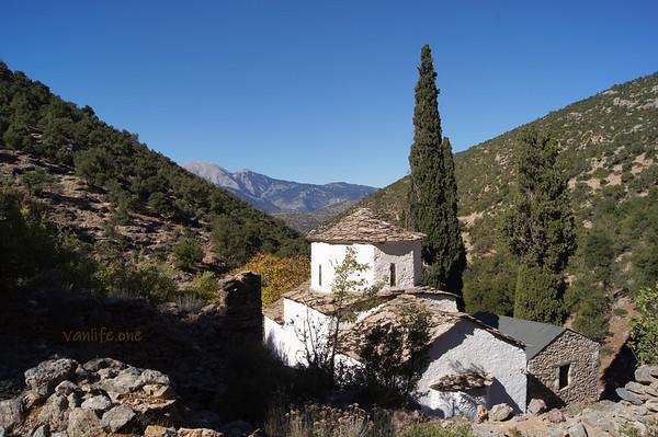Aghios Dimitrios monastery