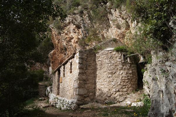 Panagia chapel
