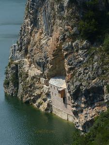 Agios Nikanoros Zavorda monastery