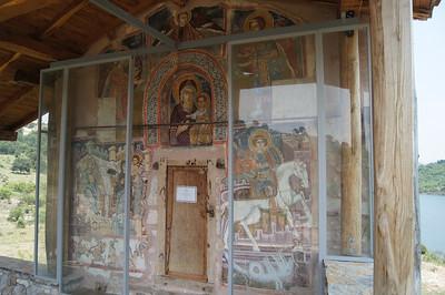 Panagia Tournikiou monastery