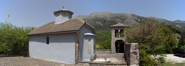 Agios Athanasiou monastery