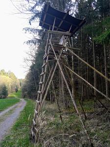 Along the Herzog Jaeger trail