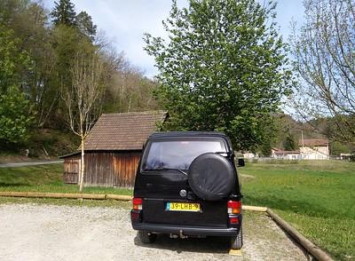 Camperspot Dettenhausen