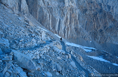 Mount Whitney Switchbacks
