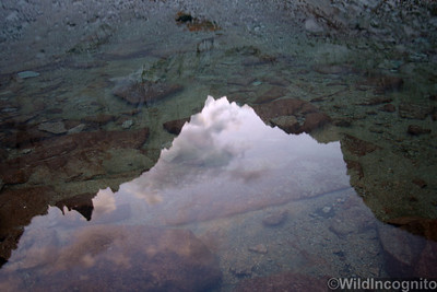 Upper Boy Scout Lake Russell Reflection