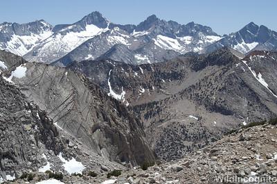 Glen Pass Vista