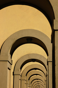 Italian Arches. (This is the first photo I ever entered into a contest. And I won first place!! Yippeeeeee!!!)