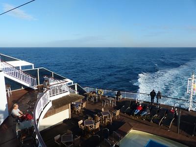 Ferry Huelva-Lanzarote
