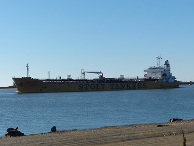 Tanker Stolt Courage