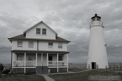 Cove Point Lighthouse, Lusby, MD