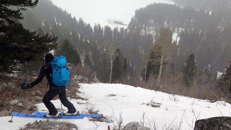 First day in The Park--not a POW day