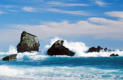 Munro Beach, West Coast, South Island
