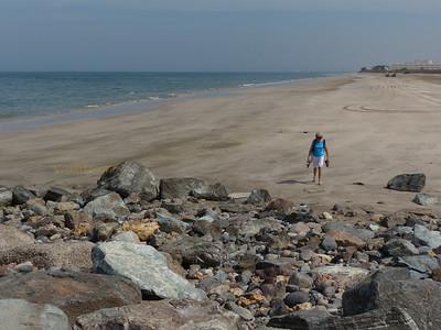 Azaiba beach