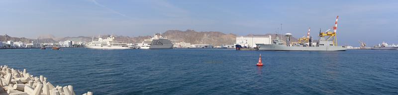 As Sultan Qaboos port