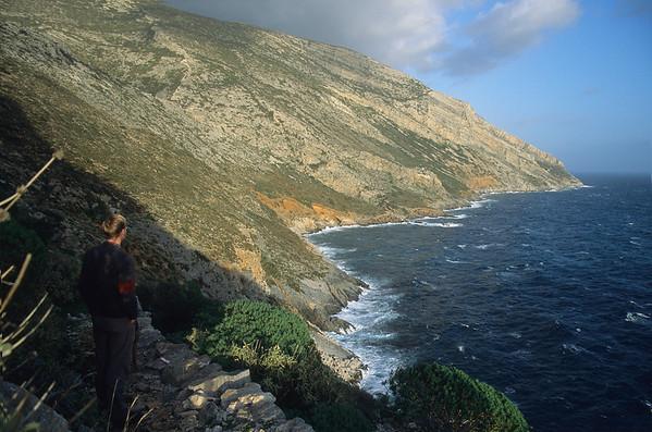 Agia Irini track