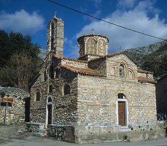 Metamorfosis church