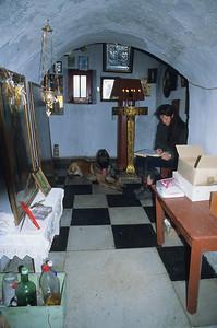 Agia Irini chapel