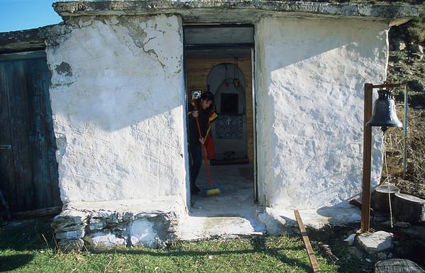 Taygetos chapel