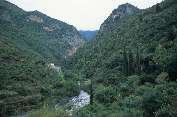 Sotiros monastery