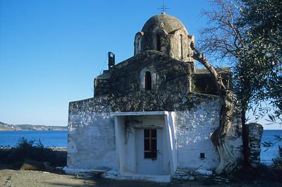 Agia Barbara church
