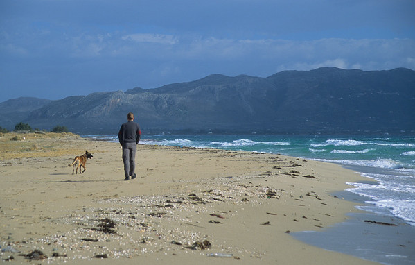 Pounta beach