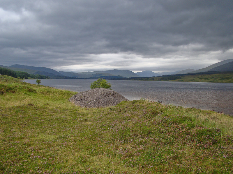 Loch Lochy: A trip to Scotland: 4 days, 1400 miles. Totally amazing. Such beauty. Such mood.