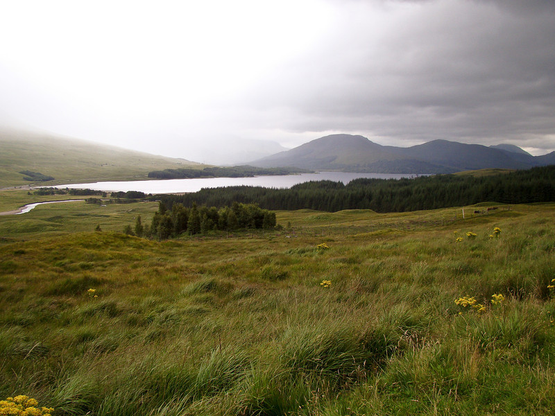 Loch Beag: A trip to Scotland: 4 days, 1400 miles. Totally amazing. Such beauty. Such mood.