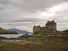 Eilean Donan: A trip to Scotland: 4 days, 1400 miles. Totally amazing. Such beauty. Such mood.
