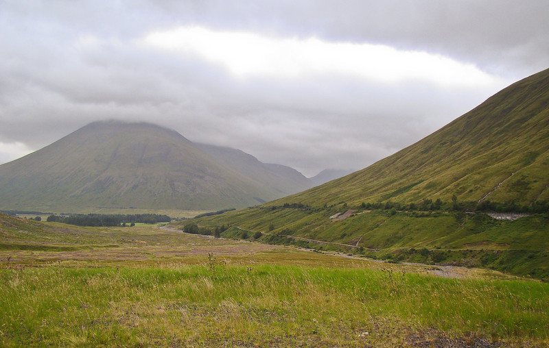 Coming Up On The Highlands: A trip to Scotland: 4 days, 1400 miles. Totally amazing. Such beauty. Such mood.