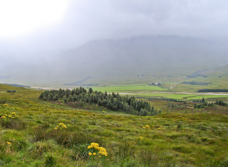 Beyond Loch Garry: A trip to Scotland: 4 days, 1400 miles. Totally amazing. Such beauty. Such mood.
