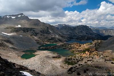 Bishop Pass Sierra Nevada
